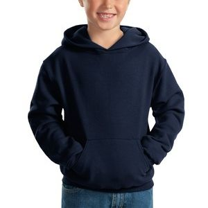 Youth NuBlend ® Pullover Hooded Sweatshirt Thumbnail