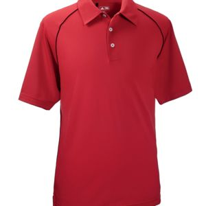 Men's ClimaLite® Piped Color Block Polo Thumbnail