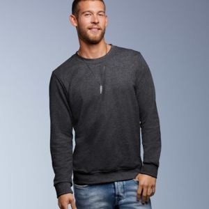 Adult Crew Neck French Terry Fleece Thumbnail
