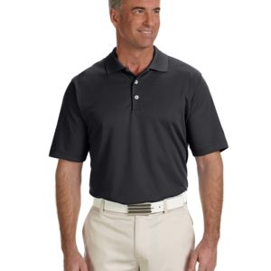Men's ClimaLite® Textured Solid Polo Thumbnail