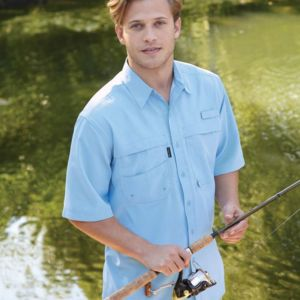 Catch Short Sleeve Fishing Shirt Thumbnail
