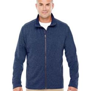 Men's Fairfield Herringbone Full-Zip Jacket Thumbnail