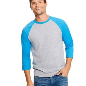 X-Temp™ Three-Quarter Sleeve Baseball T-Shirt Thumbnail
