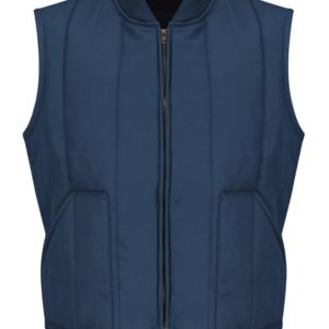 Quilted Vest Long Sizes Thumbnail